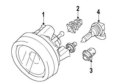 Suzuki Sx4 Fog Light Wiring Diagram