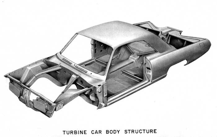 Turbine Body Structure